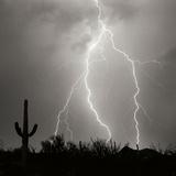 Electric Desert III BW