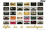 Life Is A Mixtape - Orange