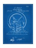Sewing Machine Patent 1846