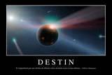 Destinee: Citation Et Affiche D'Inspiration Et Motivation