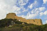 Kritinia Castle, Rhodes, Dodecanese, Greek Islands, Greece, Europe