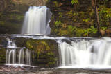 Brecon Beacons Waterfall, Powys, Wales, United Kingdom, Europe