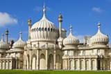 Brighton Royal Pavilion, Brighton, East Sussex, England, United Kingdom, Europe