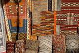 Oriental Carpets for Sale, Medina, , Marrakech, Morocco, North Africa