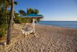 Hammock, Turner's Beach, St. Mary, Antigua, Leeward Islands
