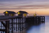 Penarth Pier, Near Cardiff, Vale of Glamorgan, Wales, United Kingdom, Europe