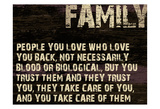Family Grunge
