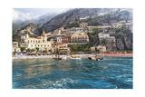 Positano Seaside View, Amalfi Coast, Italy
