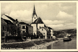 Ybbs an Der Donau Niederosterreich, Wachau, Dampfer