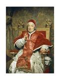 Portrait of Pope Clement XIII Rezzonico