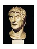 Male Portrait, Possibly of Roman General Sulla