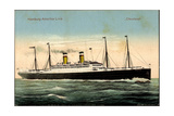 Dampfschiff Cleveland, Hapag, Transatlantik