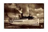 Norddeutscher Lloyd Bremen, Dampfschiff Preu?en