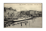 Le Havre Seine Maritime, Orleans Hafen, Altstadt
