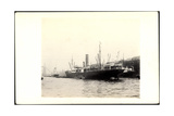 Foto Wilson Line, Steamer Kolpino, London