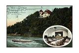 Hameln, Hotel U. Pension Felsenkeller, Saal, Dampfer