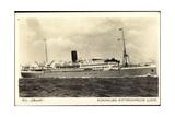 Dampfer M.S. Sibaj, Rotterdamsche Lloyd