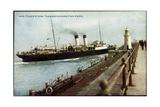Folkestone South East, Steamer, Pier Head, Beacon