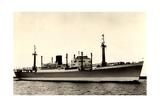 Dampfer M.S. Blitar, Rotterdamsche Lloyd