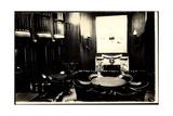 Foto Hapag, Dampfer Albert Ballin, Rauchsalon 1 Kl