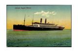 Hapag, Dampfschiff Kaiserin Auguste Victoria