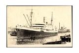 Dampfschiff Toledo Der Hapag, Transatlantik