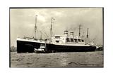 Hapag, Dampfschiff Albert Ballin, Schlepper