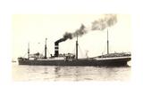Dampfer Explorer, Steamship, Steamer, 1931