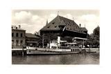 Konstanz Am Bodensee, Dampfer Mainau, Konziliumsgeb