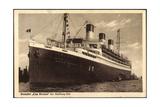 HSDG, Dampfschiff Cap Arcona, Hamburg Sud Reederei