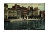 Le Havre Seine Maritime, Un Torpilleur,L'Avant Port
