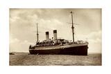 HSDG, Dampfschiff Monte Olivia, Motorschiff