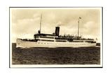 Reederei Braeunlich Stettin, Dampfer S.S. Rugard