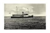 Dampfer Nordfriesland, Wyker Dampfschiffs Reederei