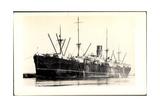 Steamer Suffolk, Broken Up, Guy Domiens