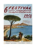 Collection of Songs from Sixth Festival of Neapolitan Song, 1958