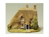 Duckdown Cottage, Miniature, Ceramic, Lilliput Lane Manufacture, Carlisle, Cumbria, England