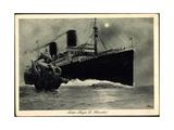 Norddeutscher Lloyd Bremen, Dampfschiff Columbus