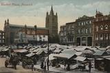 Market Place, Norwich