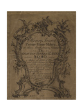 Picture Frame Maker, Henry Jouret, Trade Card