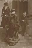 Crown Princess Cerilie and Prince Wilhelm
