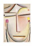 Abstract of a Head: Morning Light, C.1920