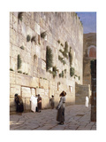 Solomon's Wall, Jerusalem