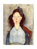 Seated Girl, 1918