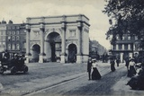 Marble Arch in Hyde Park