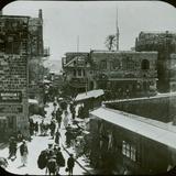 Jerusalem, Inside the Jaffa Gate, C.1880