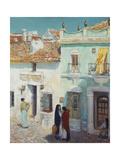 Street Scene, La Ronda, Spain, 1910