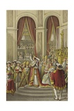 Coronation of Napoleon as Emperor of France, 1804