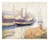 Gloucester Harbor, 1913