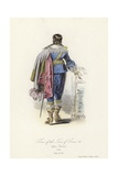 Costume of the Time of Louis XIII of France